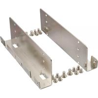 Gembird montageframe (metaal) voor 4x 2,5 SSD naar 3.5 bay