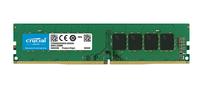 Crucial U-DIMM DDR4 8GB PC 2666 CL19 Single Rank retail