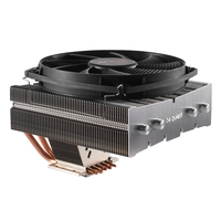 be quiet! Shadow Rock TF 2, Top Down design, 160W TDP, 135mm fan, Intel 775, 115X, 1366, 2011, 2066 AMD AM2, AM3, FM1, FM2