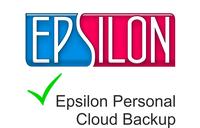 Epsilon Personal Cloud Backup 100GB, 1 jaar, renewal