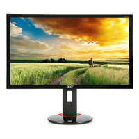 Acer Gaming Monitor XF270HBbmiiprzx 27i ZeroFrame Full-HD FreeSync 144Hz 1ms MPRT 100M:1 ACM 400nits LED 2xHDMI DP MM Audio Out Height adj. Pivot Black Acer EcoDisplay