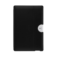 Portfolio Case voor Acer Iconia One 10 (B3-A40FHD/B3-A40) - Zwart