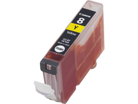 Canon cli-8y inktcartridge geel standard capacity 13ml 635 pagina s 1-pack