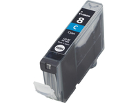 Canon cli-8c inktcartridge cyaan standard capacity 13ml 801 pagina s 1-pack