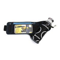 PLATINET WAIST BAG WITH SMARPTHONE WINDOW AND WATER BOTTLE