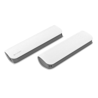 PLATINET POWER BANK LEATHER 2600mAh WHITE + microUSB cable [43407