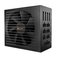 be quiet! Straight Power 11 850W, 80+ Gold, ErP, Energy Star 6.1 APFC, Sleeved, 4xPCI-Ex, 11xSATA, 4xPATA, Full Cable Management, DC Wire Free, Silent Wings 3 135 // E11-850W