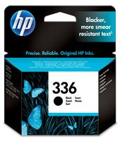 HP 336 inktcartridge zwart standard capacity 5ml 210 pagina s 1-pack