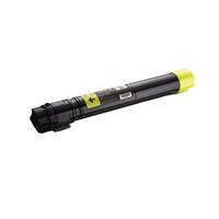 Dell 7130cdn tonercartridge geel high capacity 1-pack kit