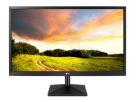 LG 27MK400H 27Inch monitor, full hd (1080p) TN, LED, HDMI, VGA, Vesa, 1000:1 - 2 ms, Black
