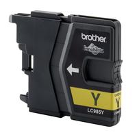 Brother lc-985y yellow dcp-j125/j315w/j515w. mfc-j220/j265w/j415w