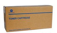 Minolta tn-610c tonercartridge cyaan standard capacity 24.000 pagina s 1-pack