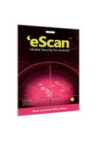 eScan SOHO Mobile Security for Android - 1 phone lifetime