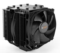 be quiet! Dark Rock Pro 4, 250W TDP, Intel: 1200/115X/1366/2011(-3)/2066 AMD: AM2 (+) / AM3 (+) / AM4 / FM1 / FM2(+), 120mm+135mm FAN