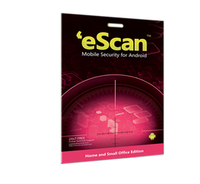 eScan SOHO Mobile Security for Android - 1 phone 3 jaar