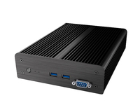 Akasa Newton D3, Fanless case for Intel NUC 7thGen(Board Specific) + 2.5 HDD/SSD, Serial Support (Unbranded)