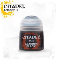 Abaddon black (Paint - Base)