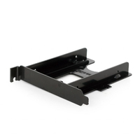 Gembird PCI-sleuf bracket voor 2.5 inch HDD/SSD drives