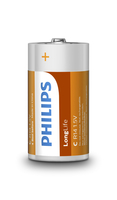 PHILIPS BATERIE LONGLIFE R14 BLI*2 (R14-P2/01B), multipack