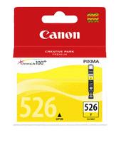 Canon cli-526y inktcartridge geel standard capacity 9ml 1-pack