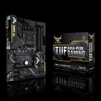 ASUS TUF B450-Plus Gaming Mainboard Socket AM4, ATX, 4 x DDR4, 2 x PCIex16