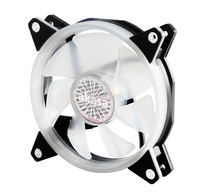 Akasa 12cm Addressable RGB LED Fan, Vegas AR7 (ASUS Aura, MSI Mystic Light Sync, Gigabyte Fusion Cert.)