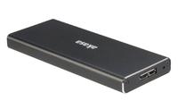 Akasa USB 3.1 Gen1 Aluminium Enclosure for M.2 (NGFF) SSD (Supports 2230, 2242, 2260 & 2280)