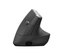 Logitech Mouse MX Ergo Vertical ergonomisch black retail