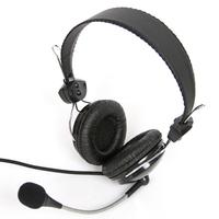 FIESTA HEADSET + MIC FIS-066 BLACK BOX [41311