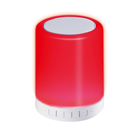 PLATINET TOUCH LED LAMP WITH BLUETOOTH SPEAKER