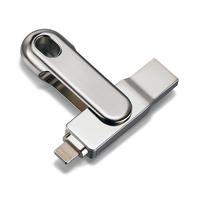 PLATINET iOS PENDRIVE USB 3.0 16GB + LIGHTNING PLUG FOR iPAD&iPHONE [44323