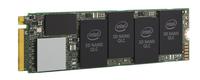 Intel 512GB M.2 PCIe NVMe 660p 3D2/QLC/1500/1000