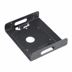 Akasa deluxe 2.5inch and 3.5inch SSD/ HDD adapter into 5.25inch Bay, noise isolating