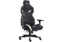 Sandberg Voodoo Gaming Chair Black/Whit