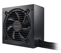 be quiet! Pure Power 11 500W, 80+ Gold, ErP, Energy Star 6.0 APFC, Sleeved, 2xPCI-Ex, 6xSATA, 3xPATA, 2 Rails, 120 mm Fan