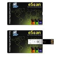 eScan SOHO Internet Security Suite -3 computer 1 jaar - Retail