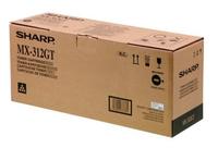Sharp mx-312gt tonercartridge zwart