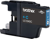 Brother lc-1240 inktcartridge cyaan high capacity 600 pagina s 1-pack