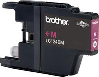 Brother lc-1240 inktcartridge magenta high capacity 600 pagina s 1-pack