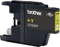 Brother lc-1240 inktcartridge geel high capacity 600 pagina s 1-pack