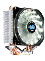 Zalman CNPS9X OPTIMA (Ultra Quiet CPU Cooler) / - 120mm PWM White LED Fan / - 600 ~ 1500RPM plm10%, Intel LGA 115x, 1200, AMD AM4, AM3+, AM3, FM2+, FM2