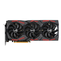 ASUS ROG-STRIX-RX5700XT-O8G-GAMING, Radeon RX 5700XT 8GB - Triple Slot - 3Fan