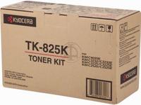 Kyocera tk-825 tonercartridge zwart 7.000 pages 1-pack