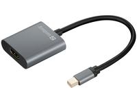 Sandberg Adapter MiniDP1.4>HDMI2.0 4K60