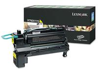 Lexmark x792 toner geel extra high yield 20.000 pagina s 1-pack return program