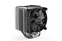 be quiet! Shadow Rock 3, 190W TDP, 120 mm PWM fan, Intel 1200, 2066, 1150, 1151, 1144, 2011(-3), AMD AM4, AM3+
