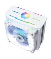 Zalman CNPS10X OPTIMAII, 120mm White LED PWM Fan / RGB Spectrum1,350 -2,100RPM uPWM / 18 -28.0dBA, Intel LGA 2066, 2011-V3 115x, 1200, 1366, AMD AM4, AM3+, AM3,, FM2+, FM2
