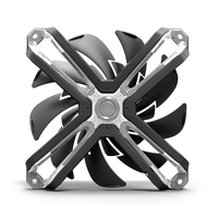 Zalman ZM-SF120,120mm RGB fan / - Addresable 3 Pin connector / - Unique reversed fan impeller design for high cooling performance / - Spider leg shaped for minimized vibration and noise / - Long lasting Advanced FDB(120,000hours)