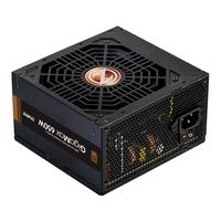 Zalman ZM650-GVII, GIGAMAX 650W ATX Power Standard / 80+ Bronze efficiency (Max 87%) / OVP / OPP / SCP / UVP / Black Flat Cables / DC-DC electronic schematics / 0.7W ~ 0.8W Standby power / 120mm FDB Fan