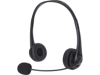 Sandberg USB Office Headset, volume control